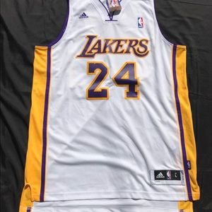 adidas Shirts | Los Angeles Lakers Kobe Bryant Jersey Large | Poshmark
